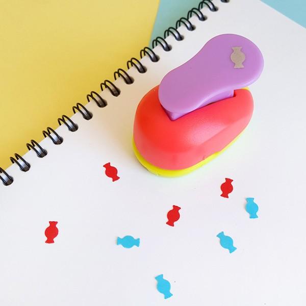 Перфоратор пънч за декорация с хартия, различни модели
