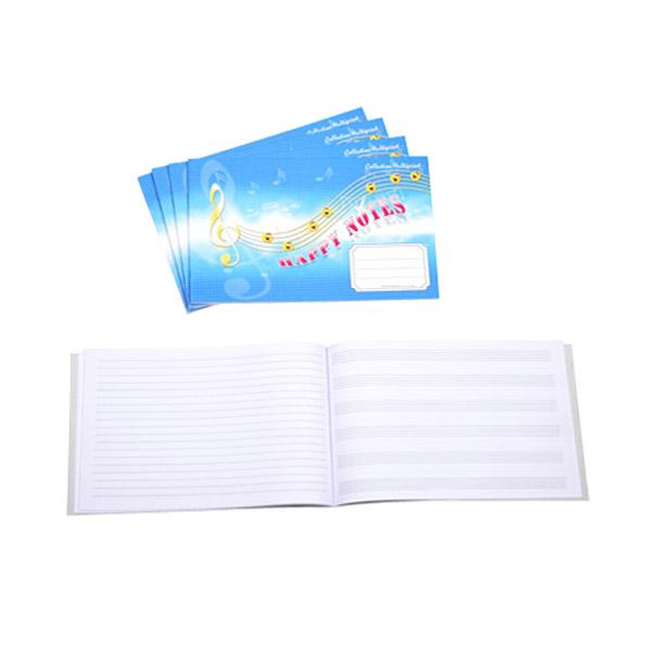 Нотна тетрадка 20 листа офсетова хартия