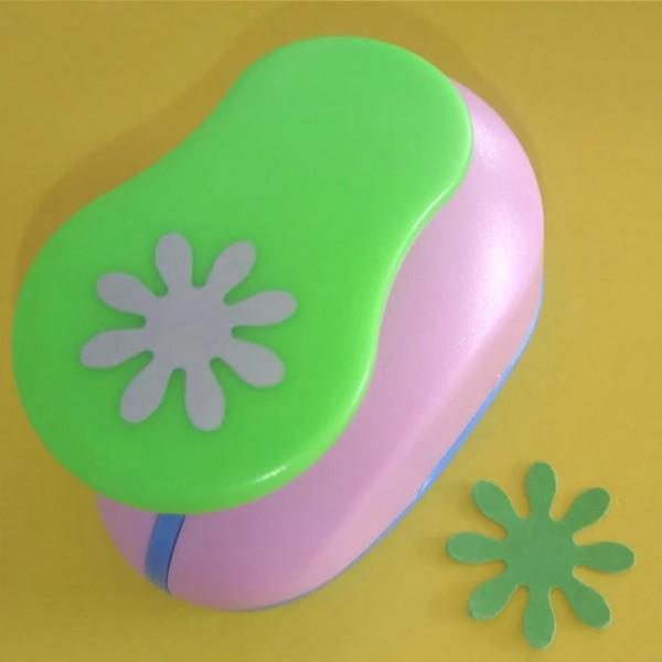 Перфоратор пънч за декорация с хартия цветенце