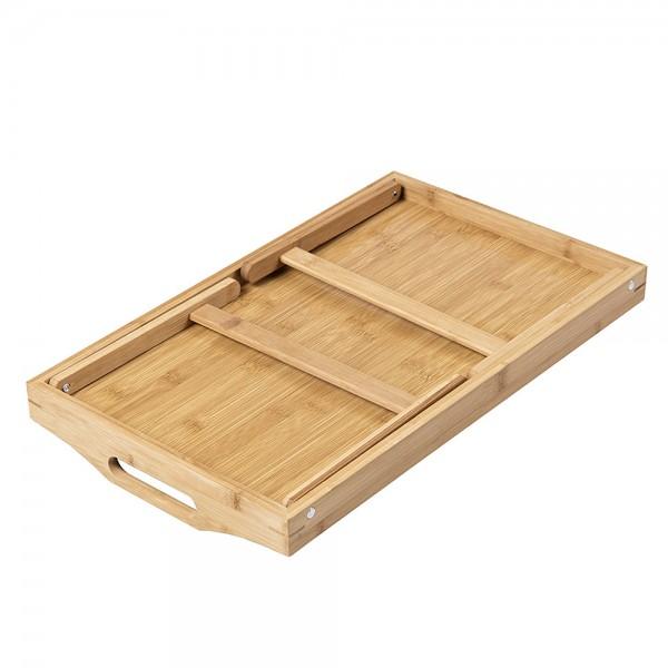 Сгъваема маса за закуска в леглото поднос