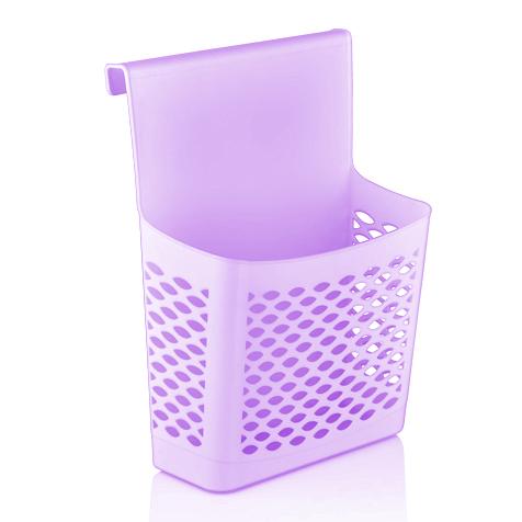Закачащ се органайзер за препарати пластмасова кошница за врата на шкаф