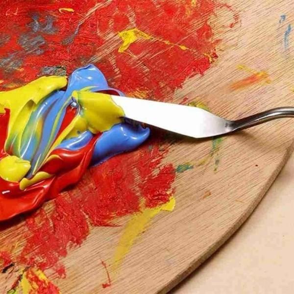 Комплект шпатули за рисуване