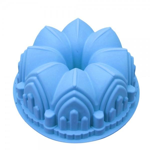 Силиконова форма за кекс Замък