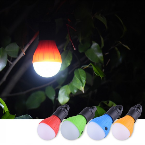 Безжична висяща крушка с кука за палатка преносима къмпинг лампа на батерии