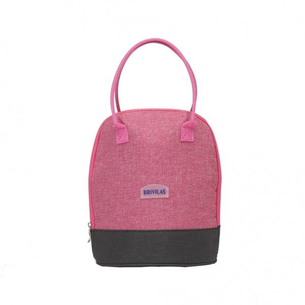 Термо чанта за храна с кръгло дъно