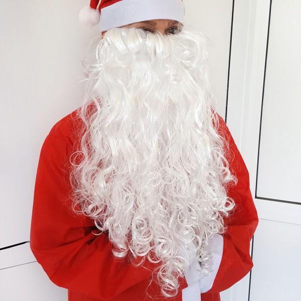 Дълга брада на Дядо Коледа