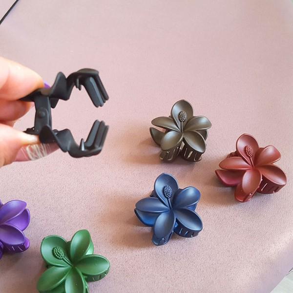 Мини шнола за коса цвете 4x4cm