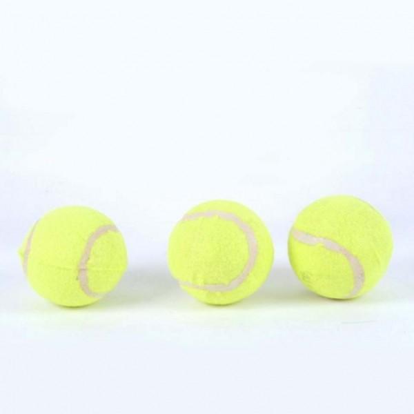 Комплект топки за тенис на корт, 3 броя