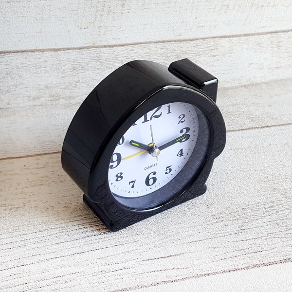 Будилник къщичка настолен часовник с големи цифри