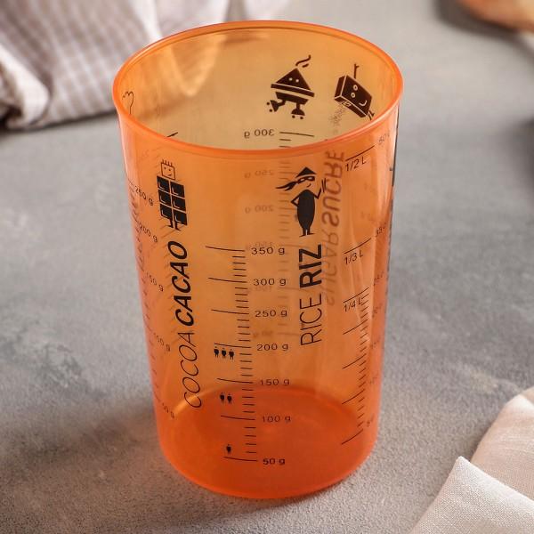 Кухненска мерителна чаша мерилка, 500мл