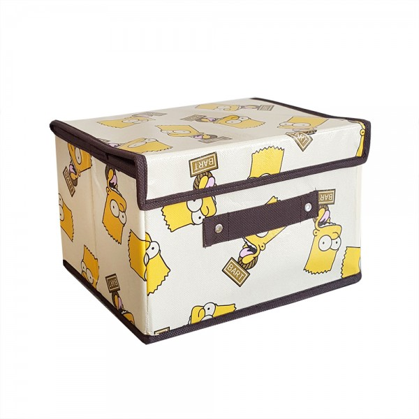 Малка сгъваема кутия за съхранение органайзер