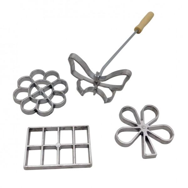 Комплект форми за розети уред за дамги